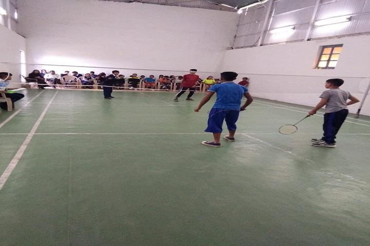 Assam Rifles High School-Games