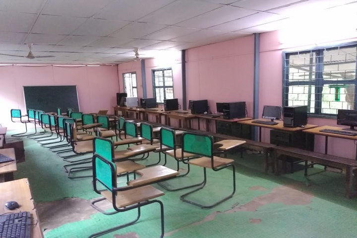 Assam Rifles Middle School-Computer-Lab