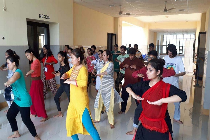 Assam Rifles Middle School-Dance Room