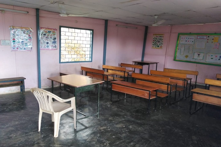 Assam Rifles Middle School-Exam Hall