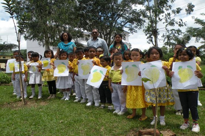 Assam Rifles Public School-Art