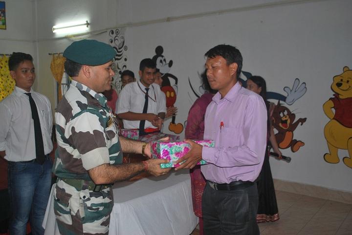 Assam Rifles Public School-Prizes