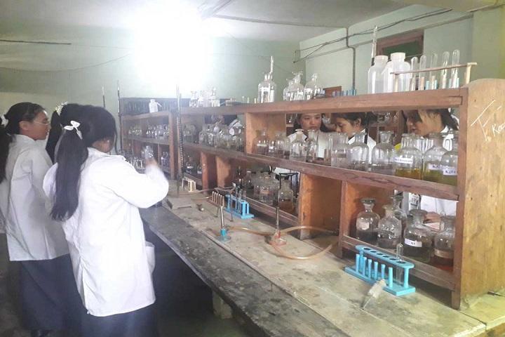 Dav Public School-Laboratory chemistry