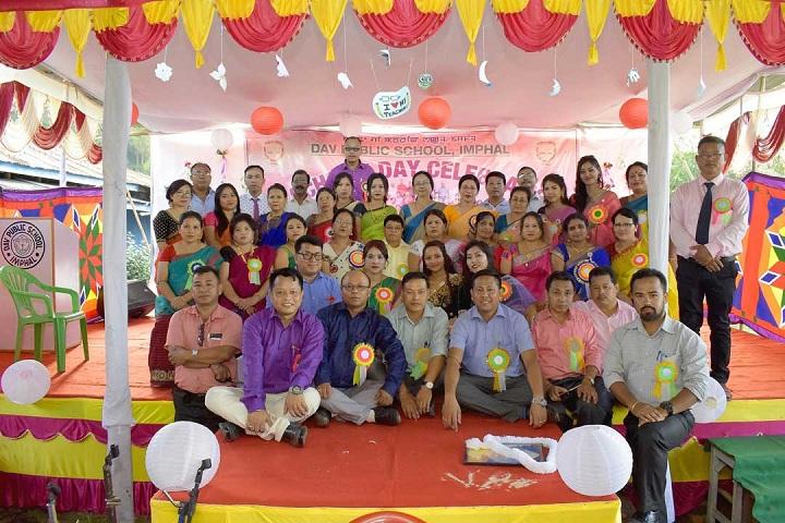 Dav Public School-Others staff