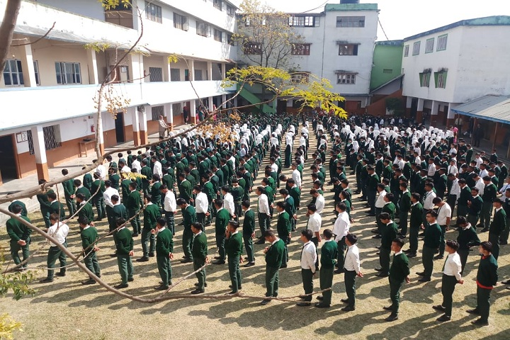 Hundred Flowers Higher Secondary School-Others prayer