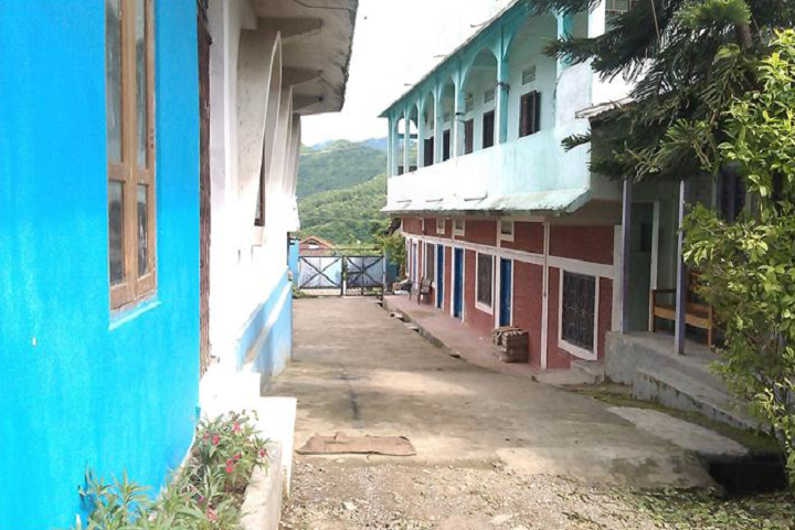 Ideal English School-Campus-View