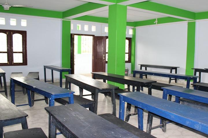 Ideal English School-Classroom