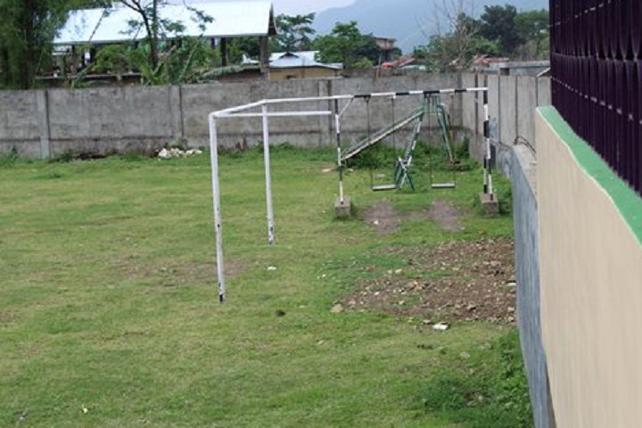 Ideal English School-Sports playground