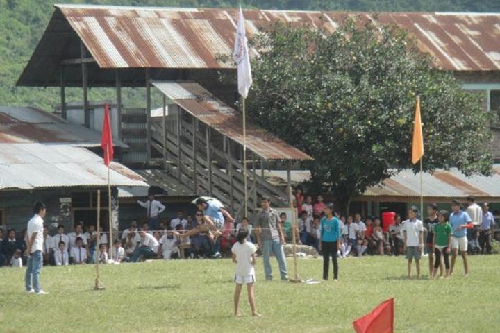 Ideal English School-Sports