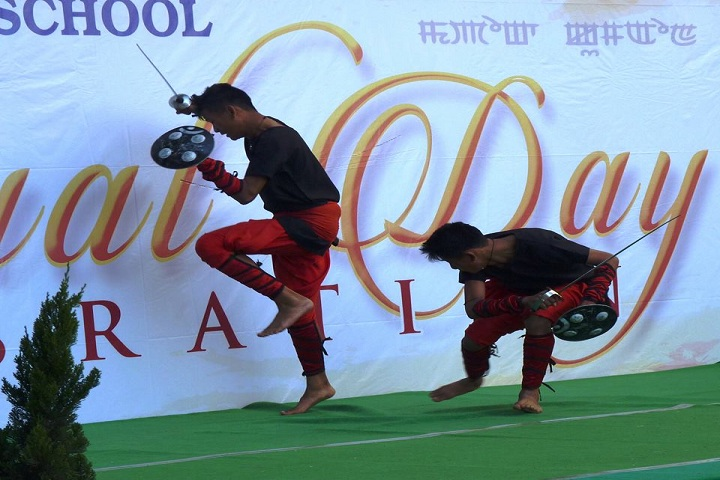 Imphal Valley School-Events