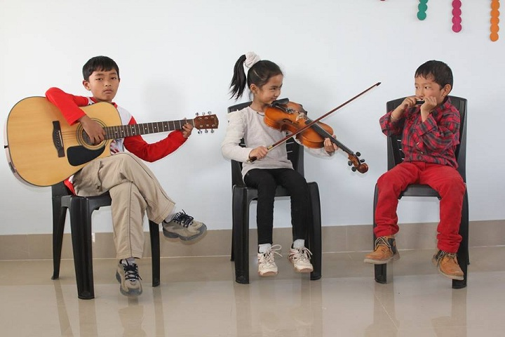 Imphal Valley School-Others music