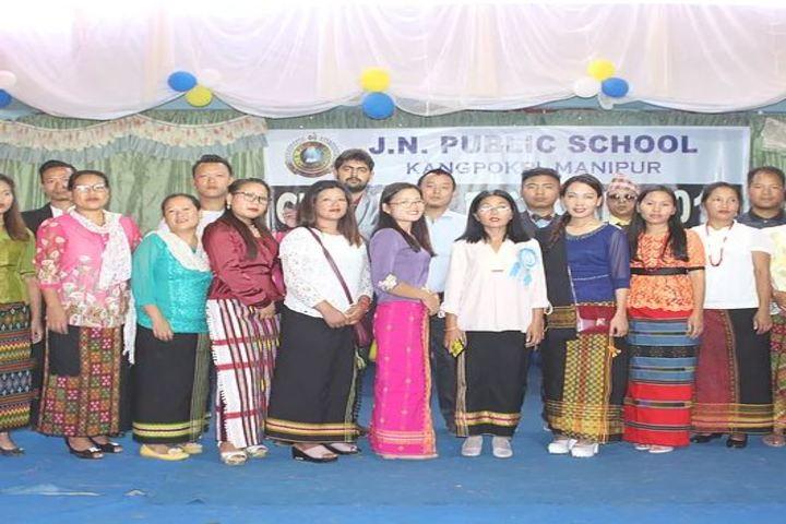 JN Public School-Event