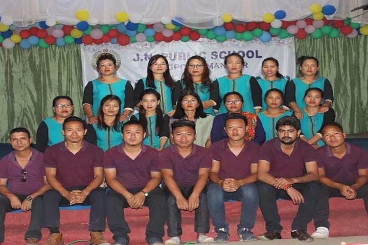 JN Public School-Fest