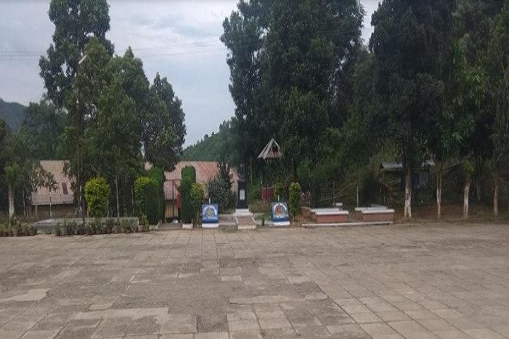 Jawahar Navodaya Vidyalaya-Sports playground