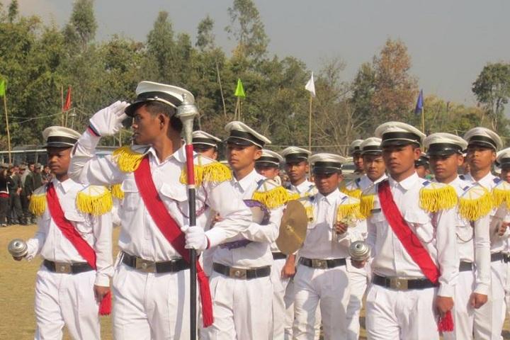 Jawahar Navodaya Vidyalaya-March- past