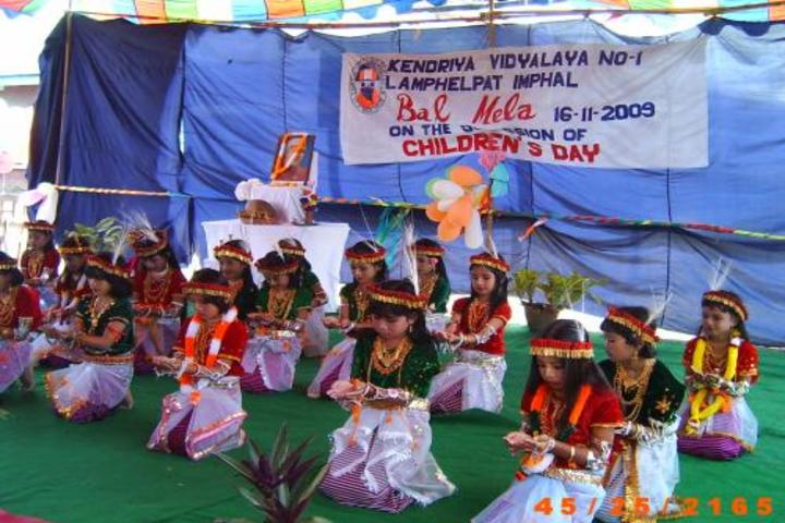 Kendriya Vidyalaya-Bal mela