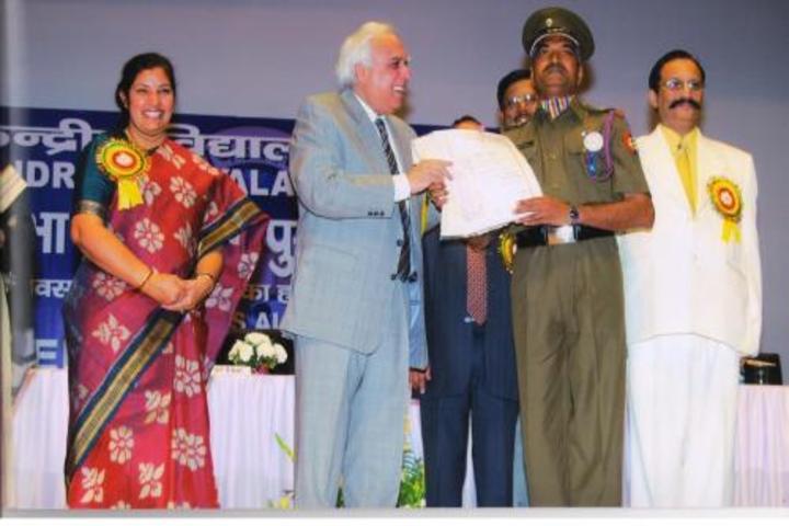 Kendriya Vidyalaya-Incentive Award Cermony