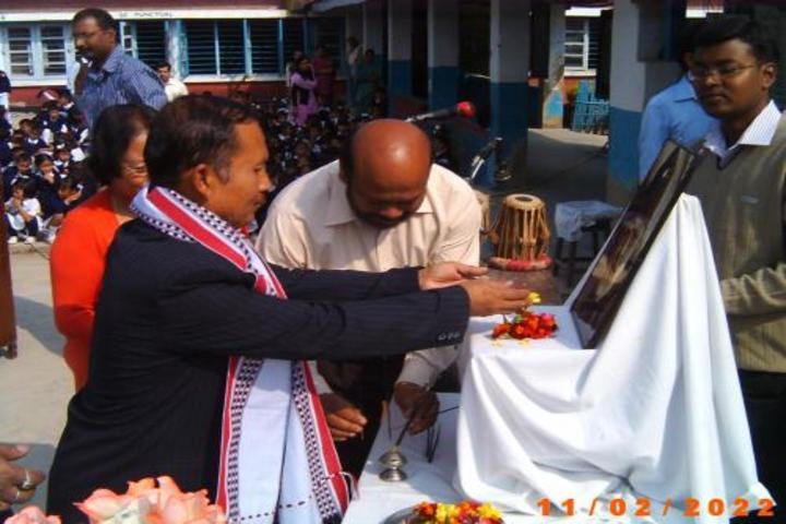 Kendriya Vidyalaya-National Education DAy