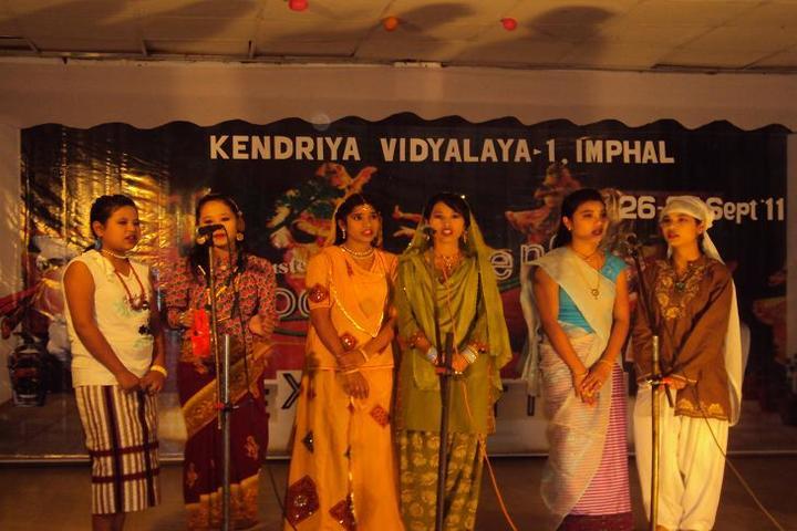 Kendriya Vidyalaya-Social Science Exihibition