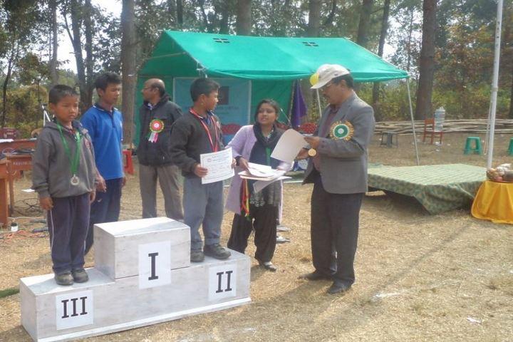 Kendriya Vidyalaya-Annual Day Prize Distribution