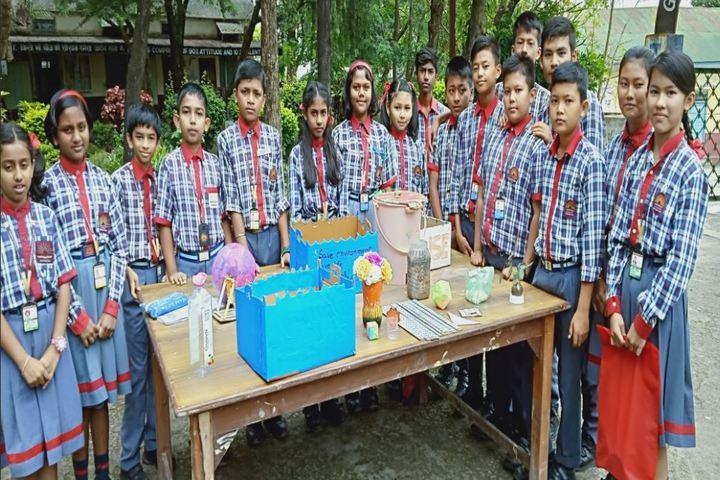 Kendriya Vidyalaya-Swachhata Harvesting Day