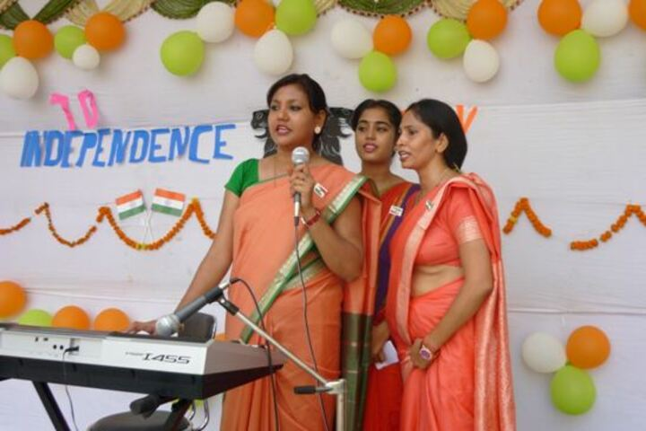 Delhi Public World School-Event Celebrations