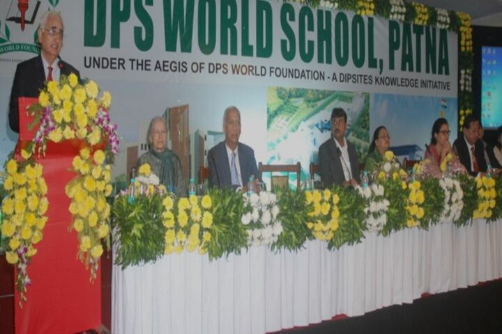 Delhi Public World School-Events