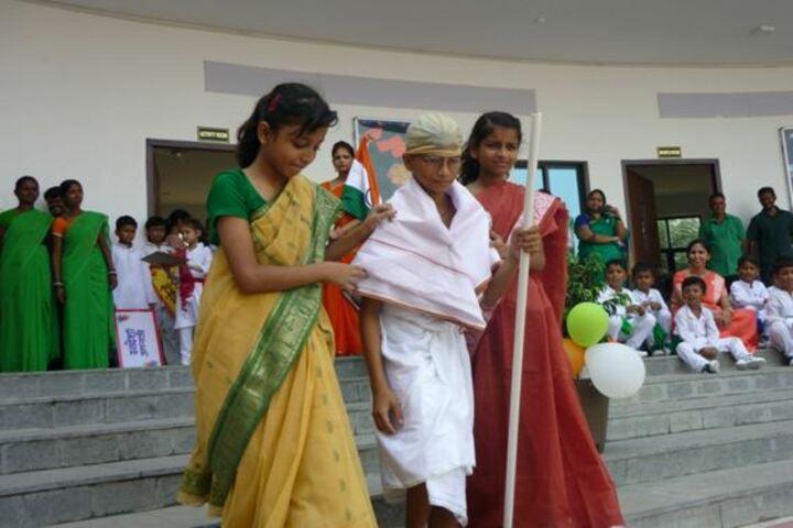 Delhi Public World School-Fancy Dress