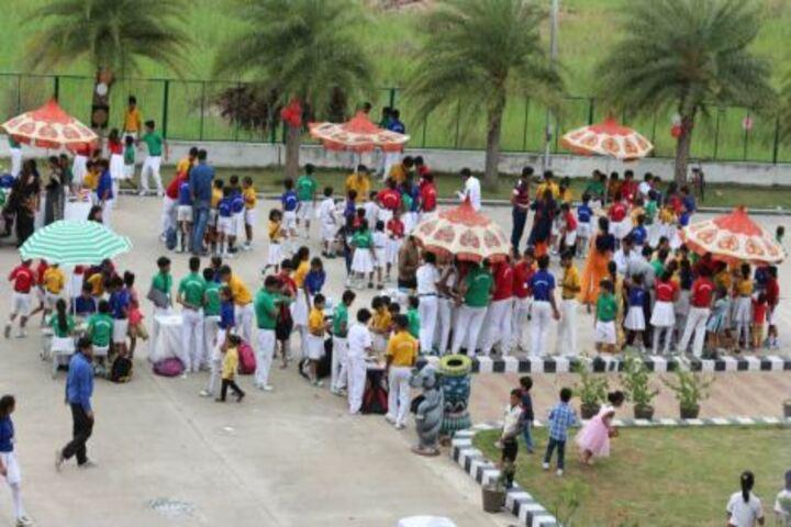 Delhi Public World School-School Events