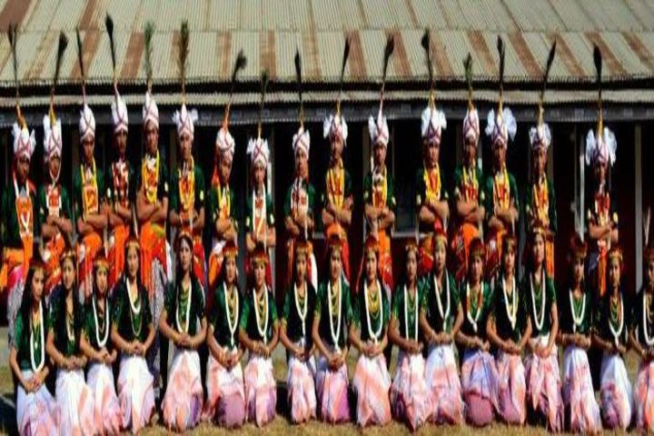 Manipur Public School-Dance