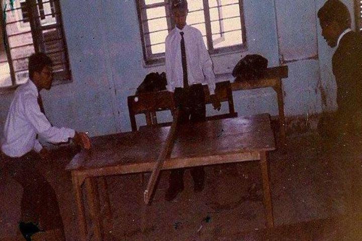 Manipur Public School-Indoor Games