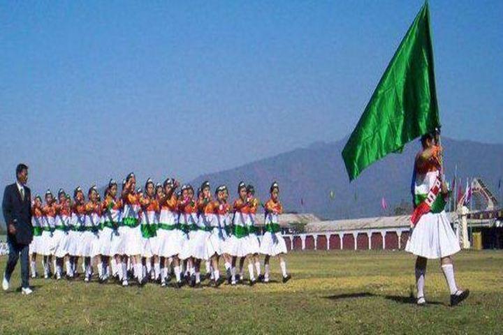 Manipur Public School-Republic Day