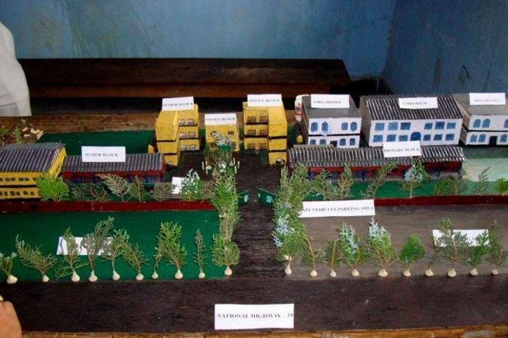 Manipur Public School-Science and Art Exhibition