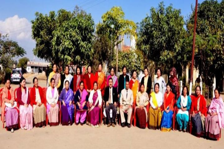 Manipur Public School-Staff