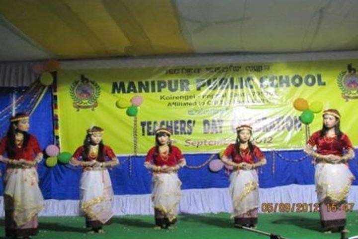 Manipur Public School-Teachers Day Celebrations