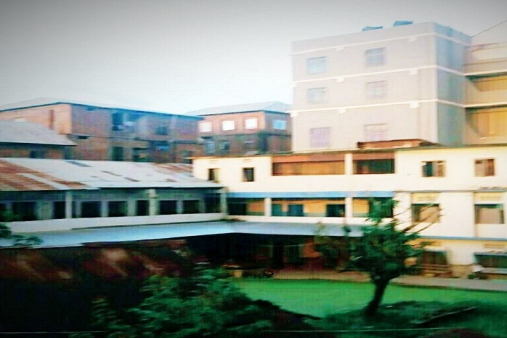 Mannu English School-Campus-View