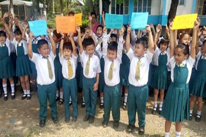 Maria Montessori Senior Secondary School-Green Day