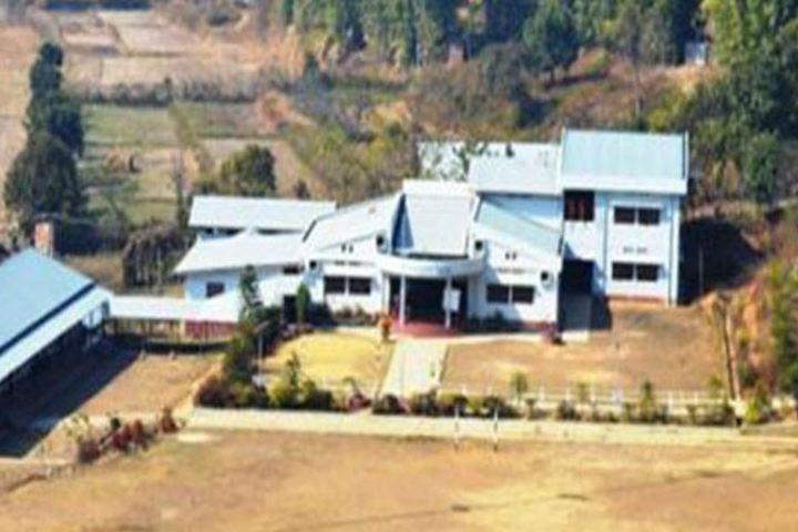 Mega Manipur School-Campus