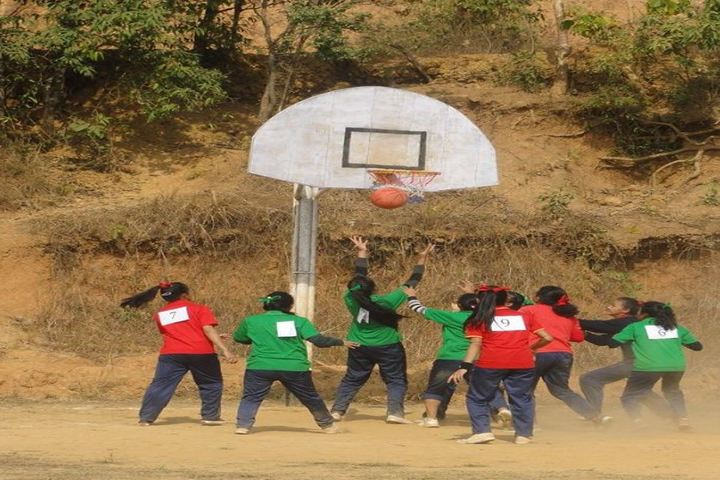 Mega Manipur School-Outdoor Games