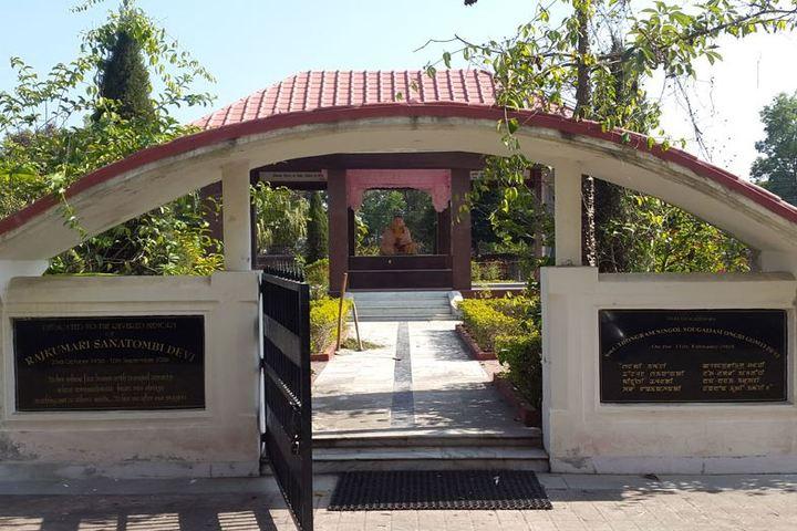 Rajkumari Sanatombi Devi Vidyalaya-Campus