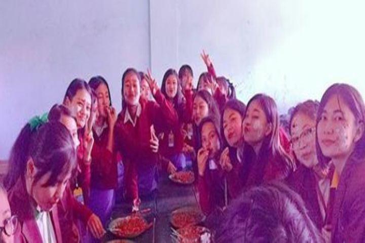 Rajkumari Sanatombi Devi Vidyalaya-Celebrations