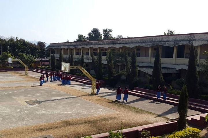 Rajkumari Sanatombi Devi Vidyalaya-Play Ground