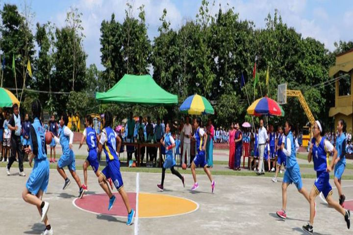 Rajkumari Sanatombi Devi Vidyalaya-Sports