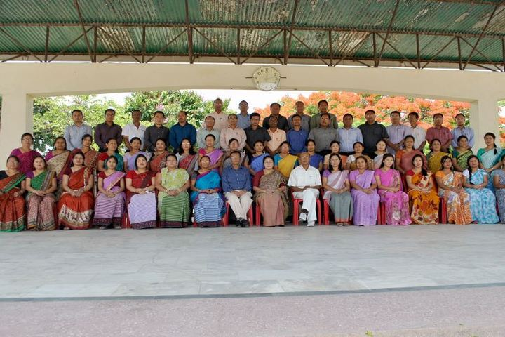 Rajkumari Sanatombi Devi Vidyalaya-Staff