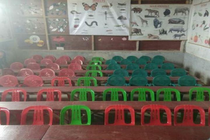 Rayburn High-Class room