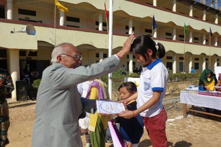 RK Sanatombi Vidyalaya-Award Ceremony