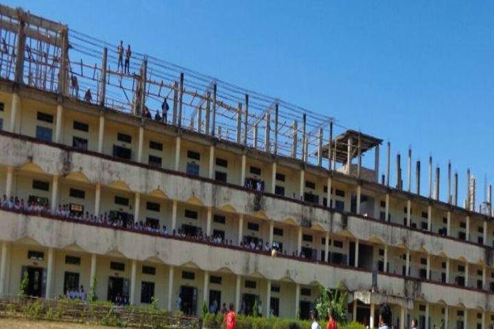 RK Sanatombi Vidyalaya-Campus