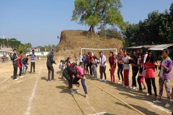 RK Sanatombi Vidyalaya-Outdoor Games