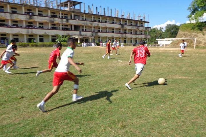 RK Sanatombi Vidyalaya-Play Ground
