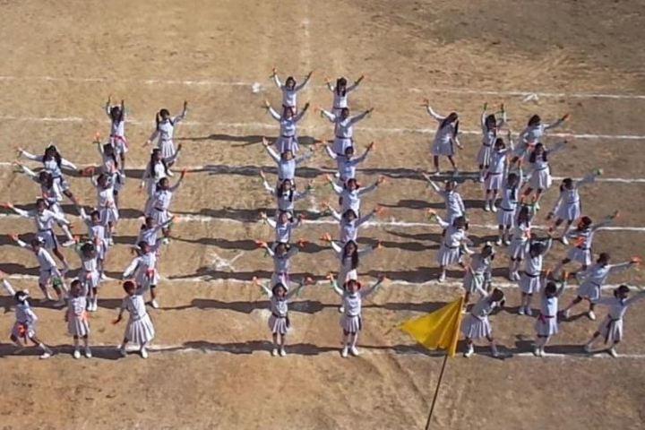 RK Sanatombi Vidyalaya-Republic Day Celebrations